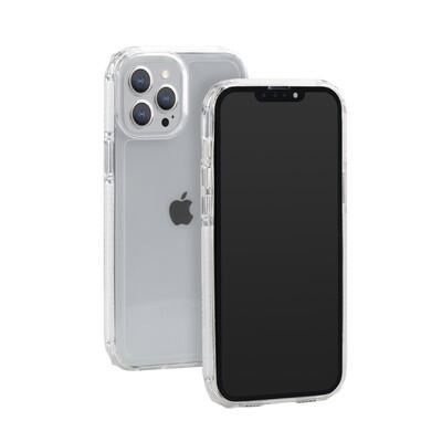 iPhone 13 Pro Defend 2.0 Heavy Impact Hoesje - Transparant