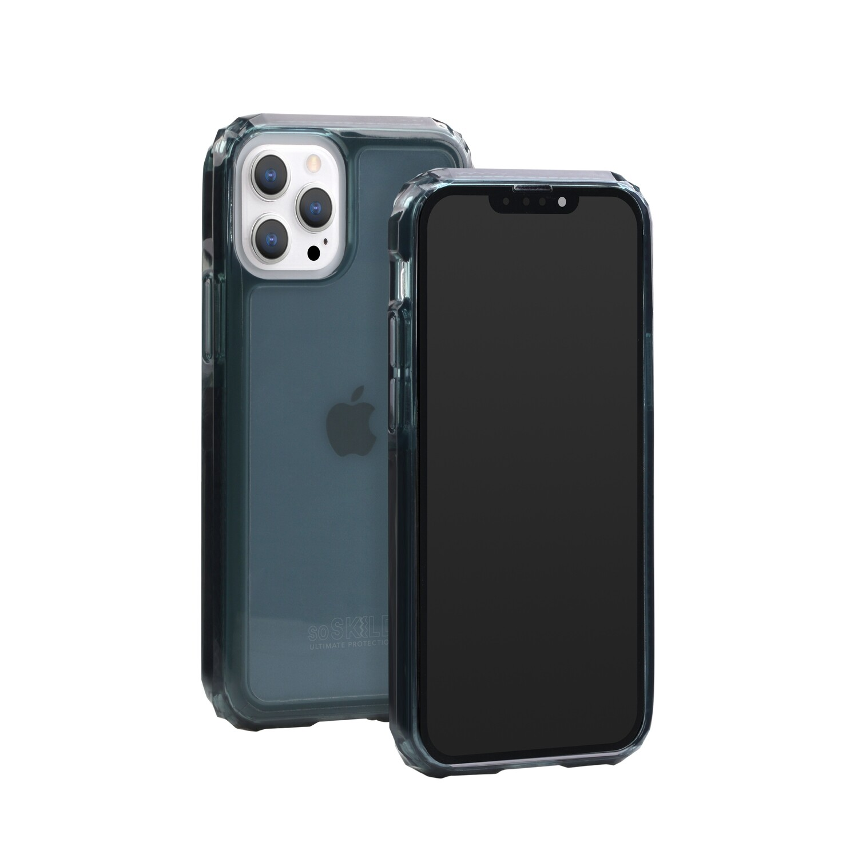 iPhone 13 Pro Max Defend 2.0 Heavy Impact Hoesje - Grijs