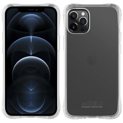 iPhone 13 Pro Max Absorb 2.0 Impact Hoesje - Transparant