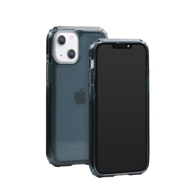 iPhone 13 mini Defend 2.0 Heavy Impact Hoesje - Grijs
