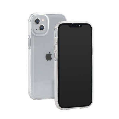 iPhone 13 mini Defend 2.0 Heavy Impact Hoesje - Transparant