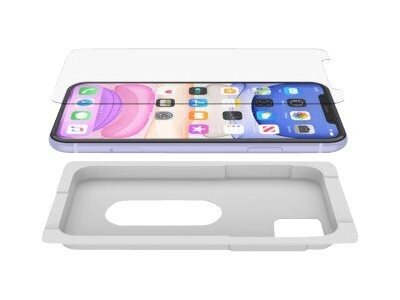 ScreenForce Invisiglass Ultra Anti-Microbial Screen Protection for iPhone 11