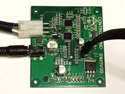 Controlduino 01M11V00. Wideband lambda sensor control module for Arduino.