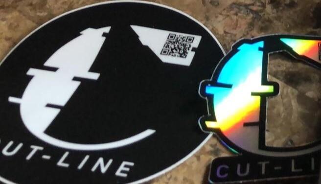 Cut-Line Sticker Pack