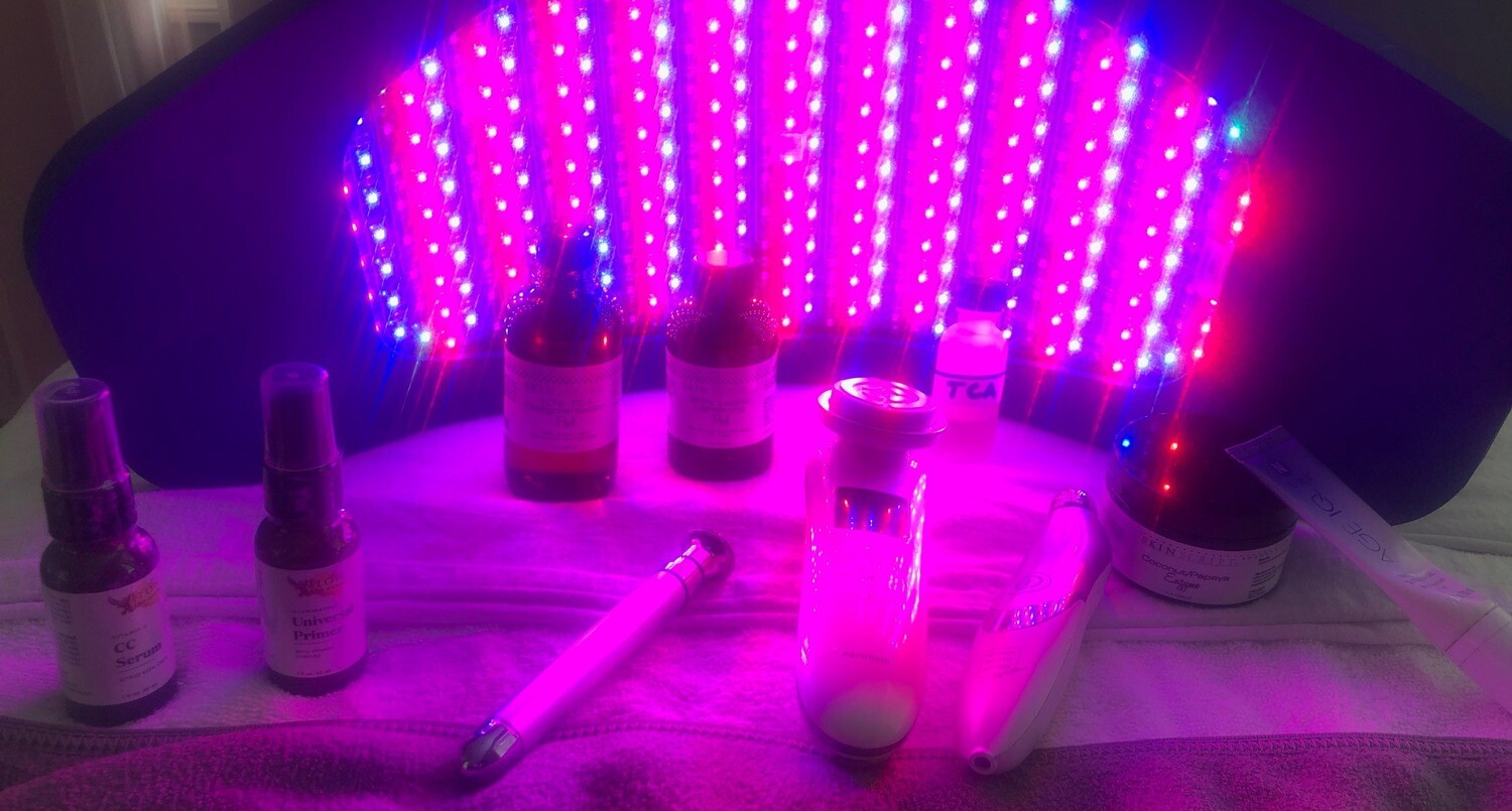 LED Light Therapy (starting at $75)