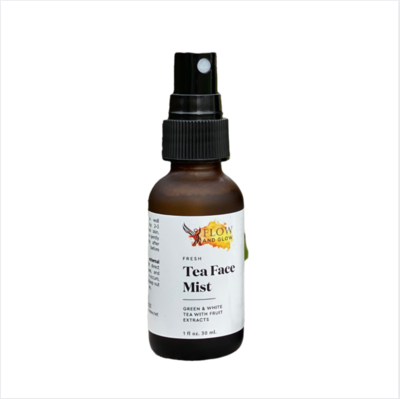 Flow & Glow Tea Face Mist