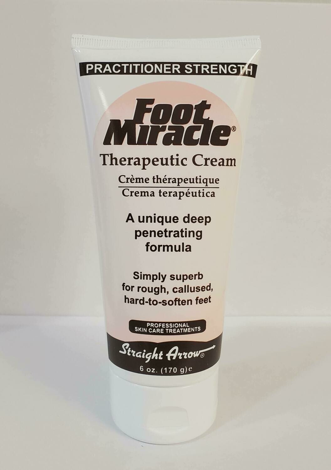 Foot Miracle Moisturizing Cream