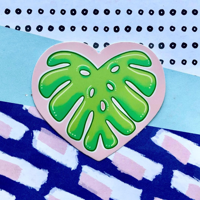 Plant Lover Sticker