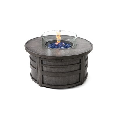 DARCY ROUND FIRE PIT TABLE