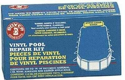 Vinyl Repair Kit 4OZ