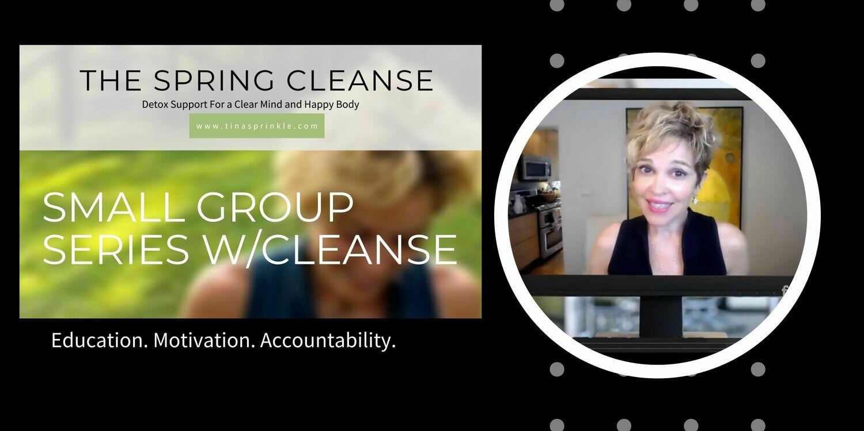 SPRING CLEANSE & COACHING SERIES