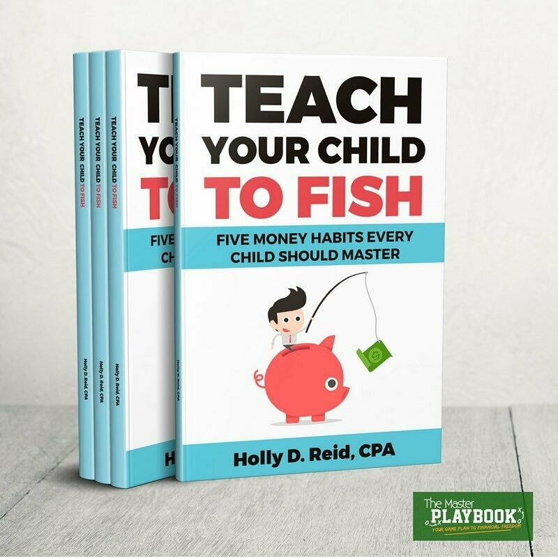 Teach Your Child to Fish Book