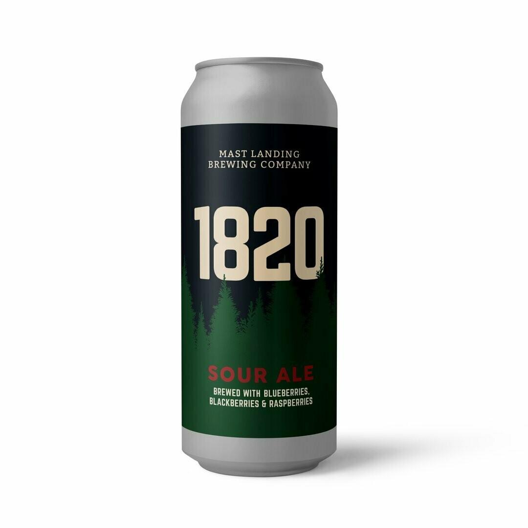 1820 (Mast Landing)