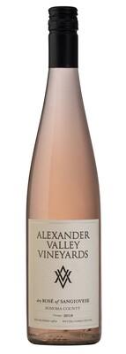 Alexander Valley Vineyards Rose 2019