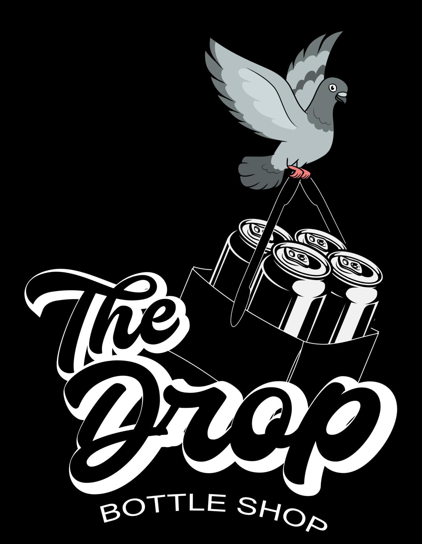 The Drop Sticker