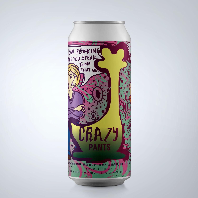 Crazy Pants Sour Ale (Oozlefinch)