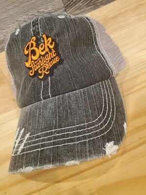 Hat (Gray Mesh)