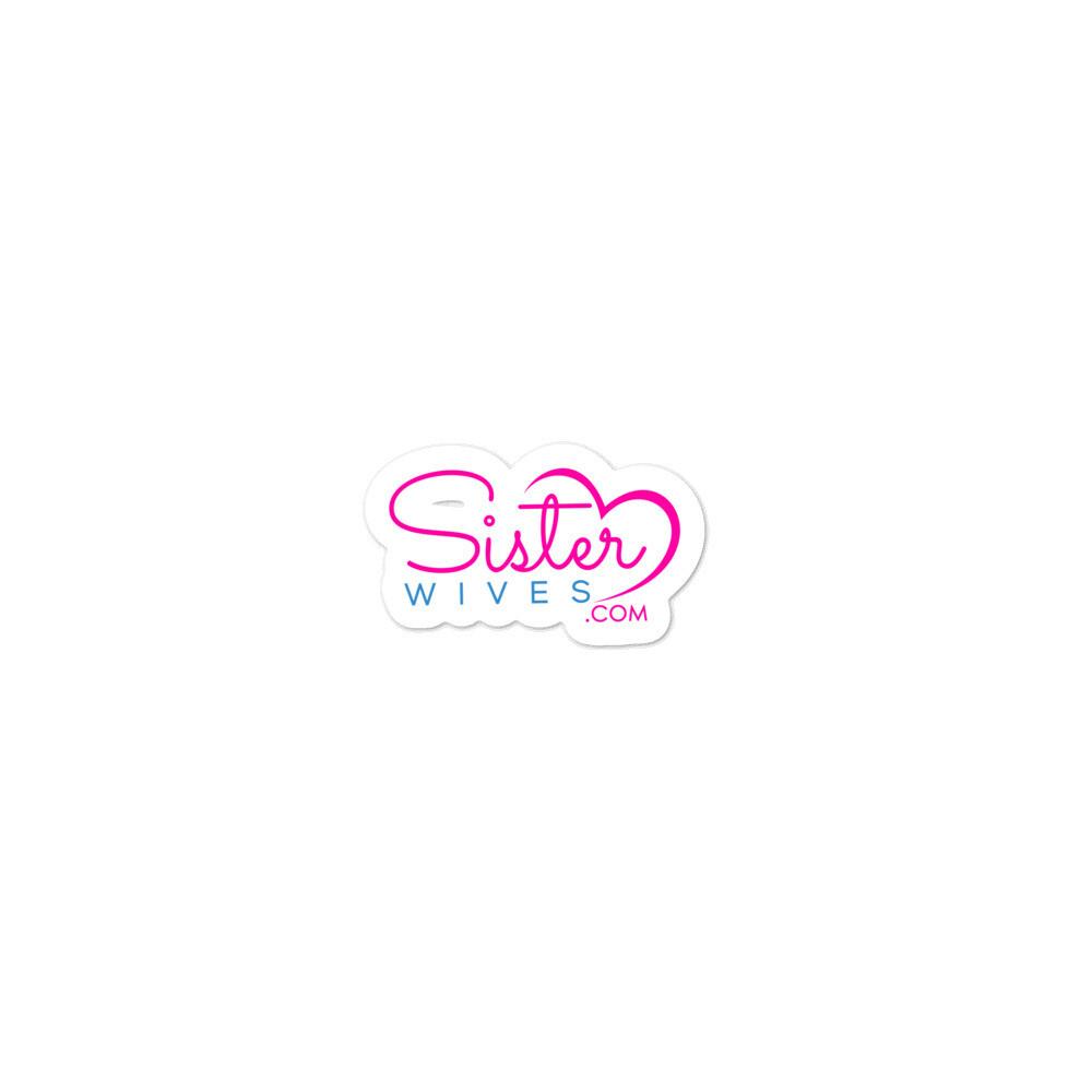 Bubble-free sticker