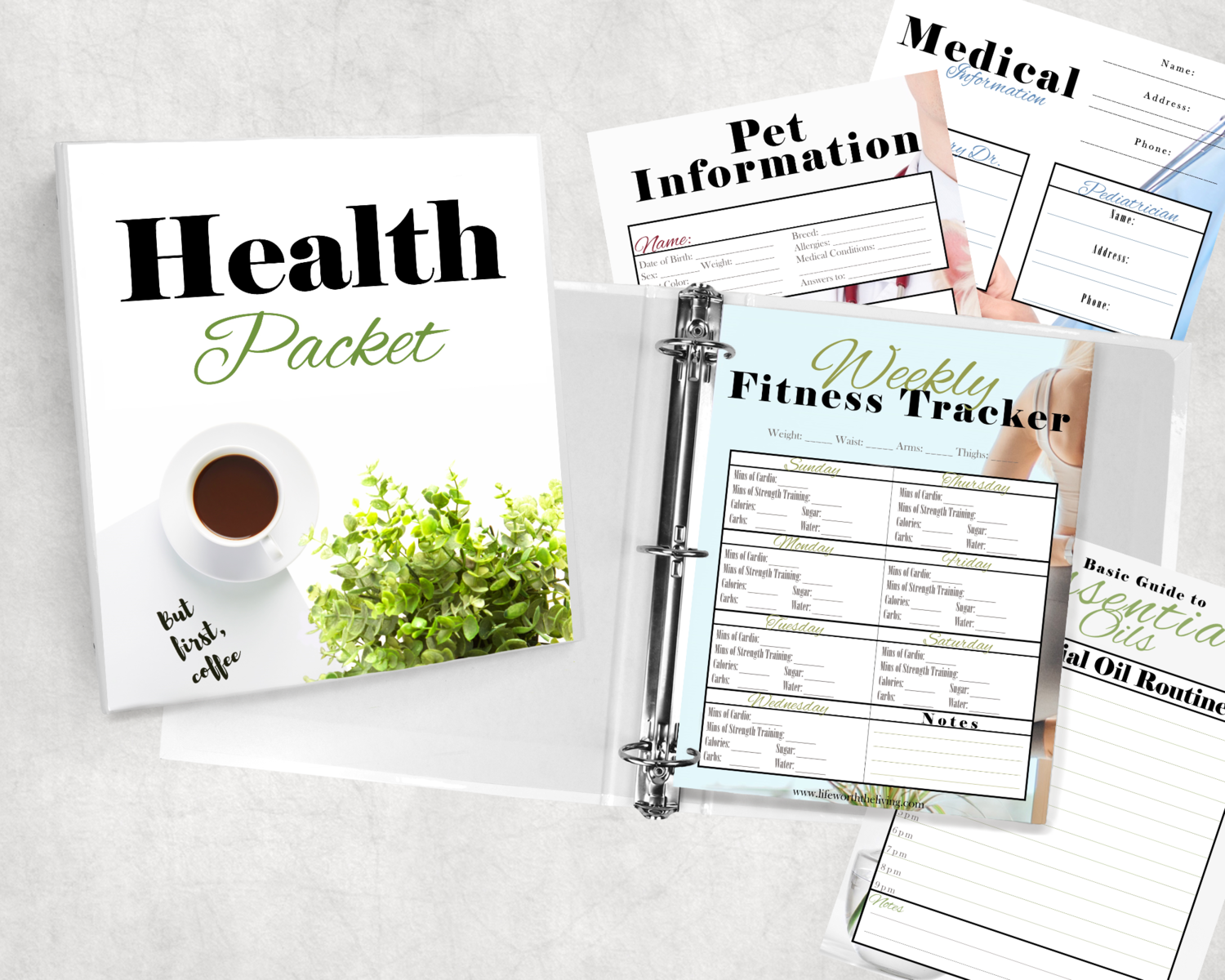 Health Packet