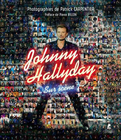 Fotoboek Johnny Hallyday - Foto's P.Carpentier