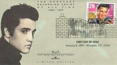Limited edition - Envelop Graceland Elvis Presley