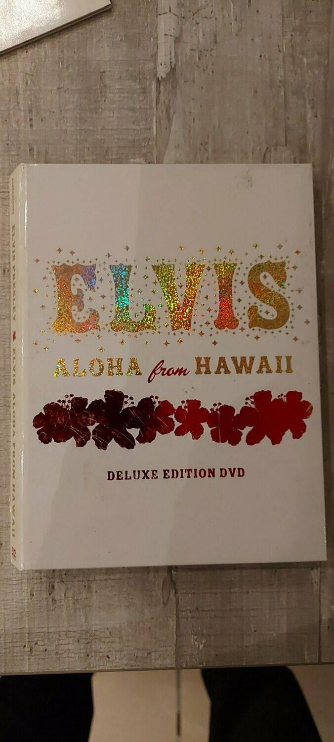 Elvis - Aloha From Hawaii (2DVD) - Deluxe edition