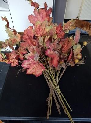Synthetische herfstdecoratie
