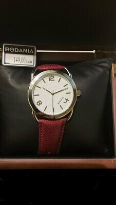 Nieuw ! ... klassevol Rodania uurwerk aan spotprijs (uit faling)