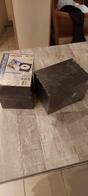 CD of DVD beschermdozen in plastic (20 suks)