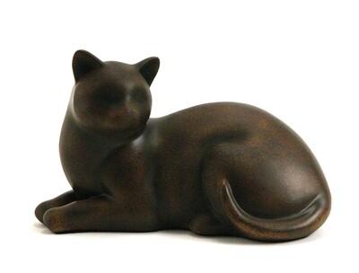 Cat Statue Urns