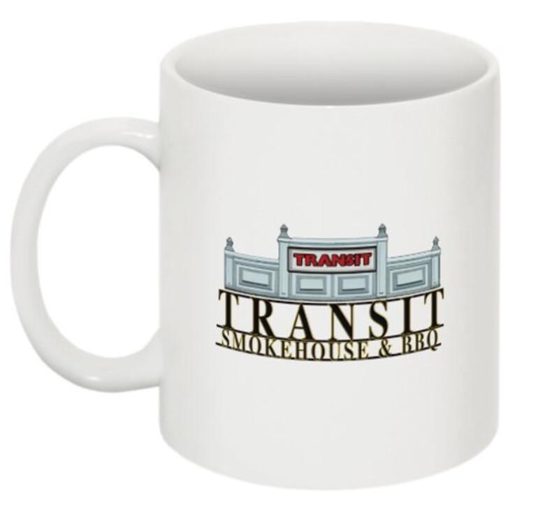 Transit Smokehouse BBQ Mug