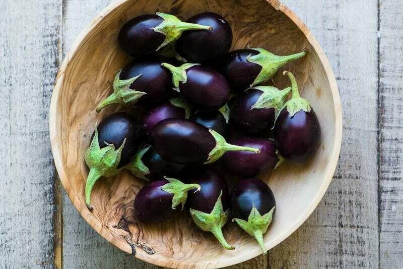 Baby Eggplant 1lb