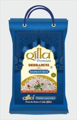 Basmathi Qilla Premium Rice 10lbs