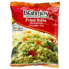 Brahmins Fried Rava