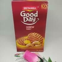 Britannia Good Day Cashew Cookies 231gm