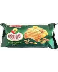 BRITANNIA GOOD DAYPISTACHIO-ALMOND COOKIES 75GM