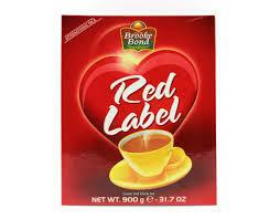 BROOKE BOND RED LABEL BLACK TEA 450GM