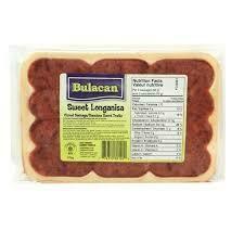 Bulacan Sweet Longanisa 375gm