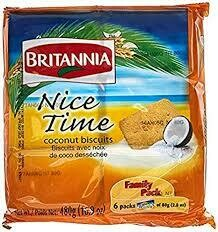 BRITANNIA NICE TIME COCONUT BUISCUIT 480GM