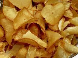 Casssva Chips 200gm