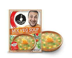 CHING'S MIX VEG SOUP