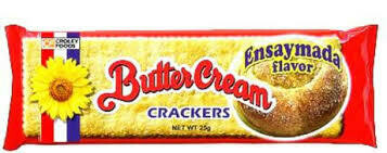 Butter Cream Crackers Butter Flavour 250gm