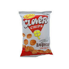 Clover Chips Barbeque Corn Snacks 85gm