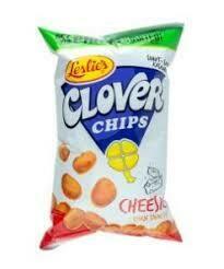 Clover Chips Cheesier Corn Snacks