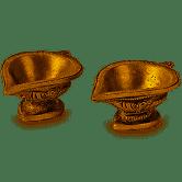 Brass Diya Small