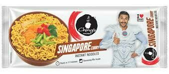 CHING'S SINGAPORE CURRY NOODLES FAMILY PACK