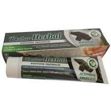 Dabur Choarcoal Tooth Paste