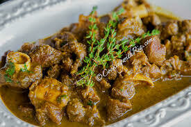 Curried Goat 1lb