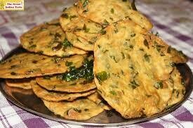 Crispy Methi Roti 15 Pcs