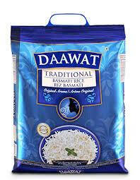 Daawat White Basmathi Rice 4 Kg